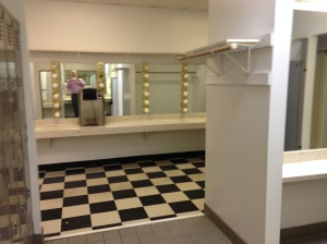 Chorus Dressing Room 1