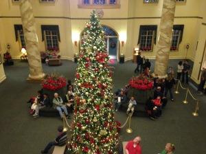 Lobby Xmas Tree 3