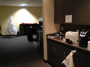 Office kitchen utility