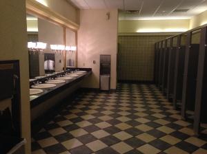 Public female Restroom 4